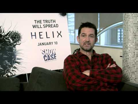 Helix: Billy Campbell Interview