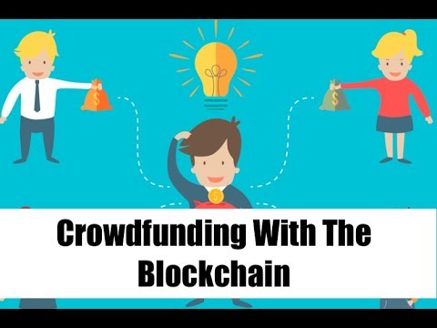 Crowdfunding With The Blockchain – Future Of Real Estate Investing