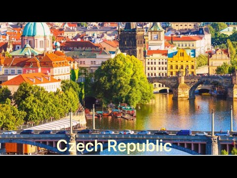Vienna to Czech Republic long ride |Family Vacation|
