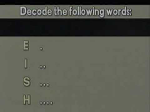 Learn Basic Morse Code Part 1