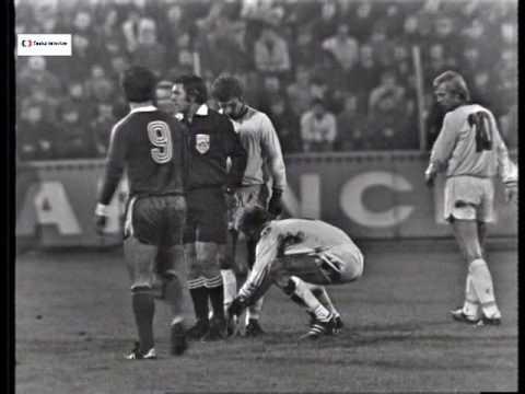 20/10/1976 BanikOstrava  v Bayern Munich
