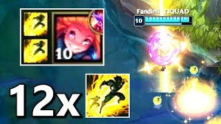 This Zoe Flashed 12 TIMES in 5 SECONDS. Here is how she did it.