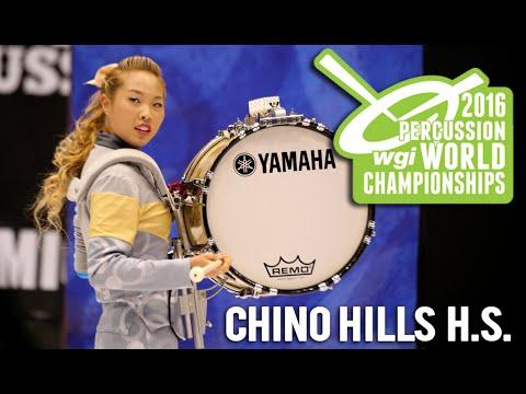 WGI 2016: Chino Hills High School (FULL SHOW)
