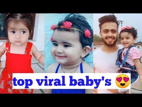 Tik Tok Videos || Funny CUTE BABY Dubsmash Latest 2019 Collection
