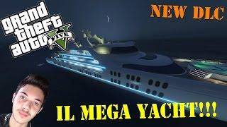 GTA 5 ONLINE   IL GALAXY SUPER YACHT!!! STUPENDO (DLC DIRIGENTI ED ALTRI CRIMINALI)-(PS4-ITA)