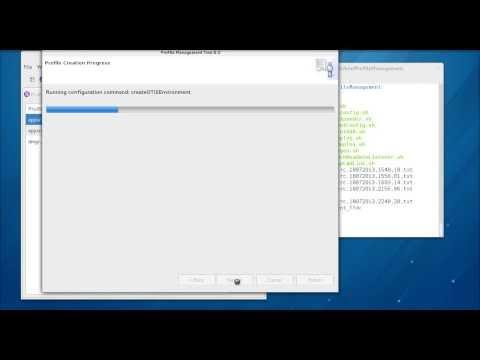 Websphere application server clustering