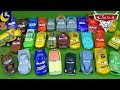 LOTS Of Disney Cars 3 Diecast Car Toys Lightning McQueen Jackson Storm Collection Collector Toys