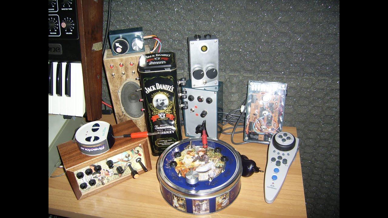 Studio di registrazione in casa 2005 6 7 soundfont by circuit bending prunarolo prunaroslo - Studio di registrazione in casa ...