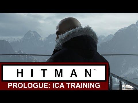 Hitman (2016) Walkthrough | Prologue: ICA Training Facility
