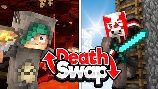 JACKSUCKSATLIFE TRIES TO KILL ME! - Minecraft Deathswap