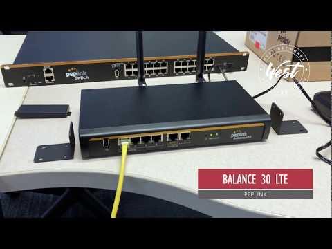 Peplink Balance30 LTE Overview