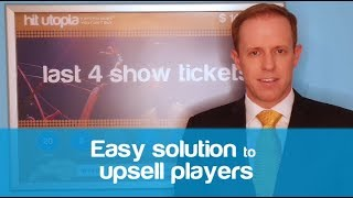 Hit Utopia | Easy Solution to Upsell Players