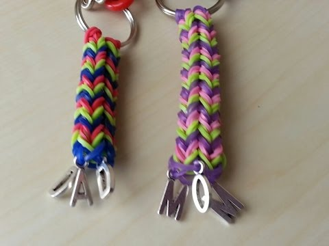 Easy Crafts For Rubber Bands