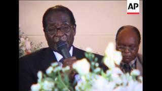 Video Wake for PM Tsvangirai's wife Susan, President Mugabe attends, sots download MP3, 3GP, MP4, WEBM, AVI, FLV Oktober 2018