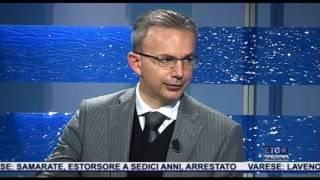 Il DG Federmeccanica Stefano Franchi a Etg di Espansione TV (13 ottobre 2016)