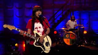 Courtney Barnett - Dead Fox on Conan