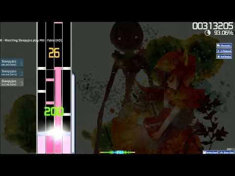 Osu!mania - Fable [HD] - Mili