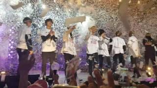 20160609 - BTS花樣年華演唱會台灣場  I NEED U