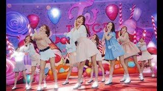 【CANDY POP】TWICE 将出席Gaon Chart K-POP 大奖 豆腐多贤将担任主持大任!