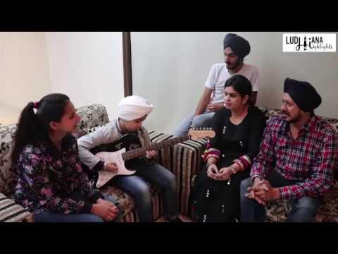 Full Interview | Sikh Rockstar Gurnoor Singh | Ludhiana Highlights | Sahib Mutneja | Arshpreet Kaur