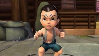 Приключения Мастера Кунг-Фу   7 серия   Мультики детям