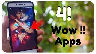 TOP 4 MYSTERIOUS APPS YOU SHOULD KNOW ABOUT !  2018