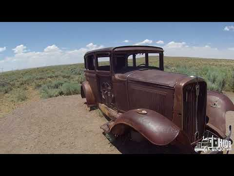 Great American Road Trip 2016 - Petrified Forest National Park, Arizona