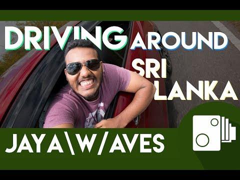 Driving around Sri lanka's Coast in 40 HOURS   PUTTLAM, WILPATTU, MANNAR, JAFFNA, TRINCO, Arugambay