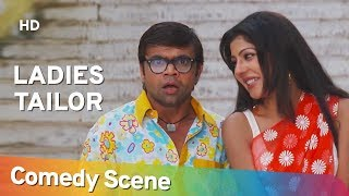 Ladies Tailor (2006) - Hit Comedy Scene - Rajpal Yadav - Best Comedian - Shemaroo Comedy