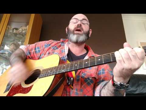 Shakin' Stevens - Green Door (cover) by Aaron Courtney