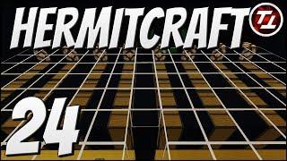 Hermitcraft V: #24 - Iron Phoenix Bulk Crafting!
