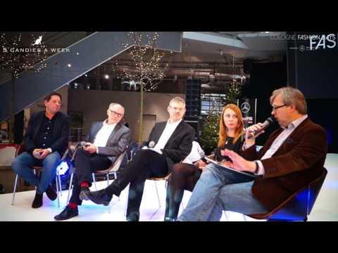 COLOGNE FASHION DAYS 2015 : Der Business Talk zum Thema Köln als Modestadt