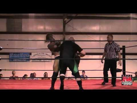 SCWA Wrestling  TNA Gunner vs Big Daddy Eric Edwards
