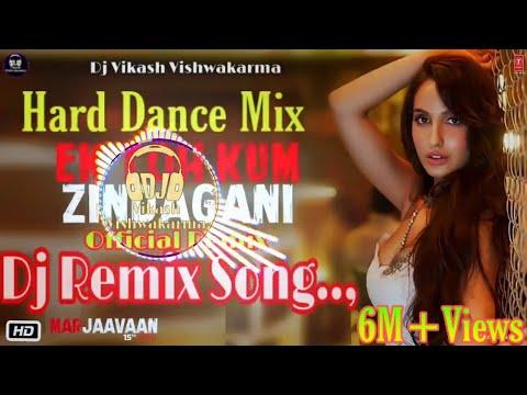 Ek Toh Kum Zindagani Neha Kakkar Dj Remix Song  Ek Toh Kum Zindagani Dj Song  Nora Fatehi Dance
