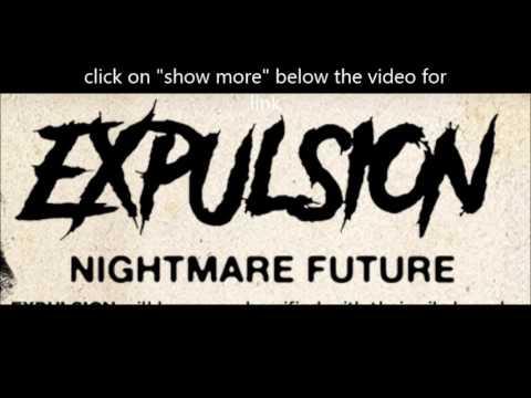 "Expulsion feat. (Repulsion, Exhumed, Intronaut members) debut ""Comatose""!"