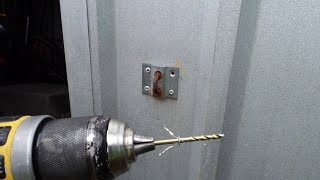 How to remove aฑd install pop / blind rivets diy tutorial