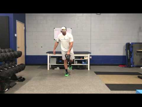 Single leg RDL form fix (hip positioning and which hand to hold in ...
