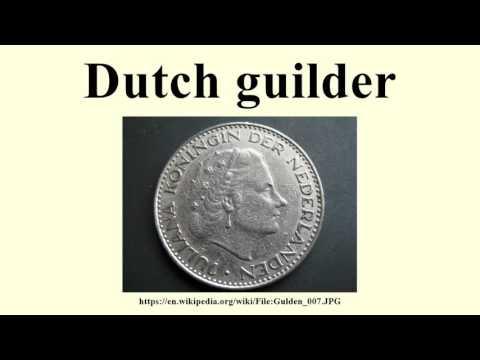 Dutch guilder