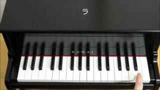 カワイ アップライトピアノ(ミニピアノ)品番1151(ブラック)/1152(...