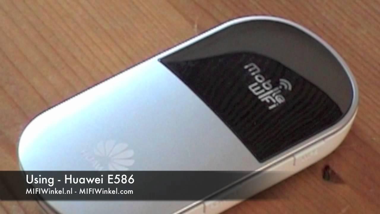 HUAWEI E586 DRIVERS DOWNLOAD (2019)