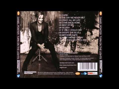 Daniel Powter-Turn on the Lights (Full Album)