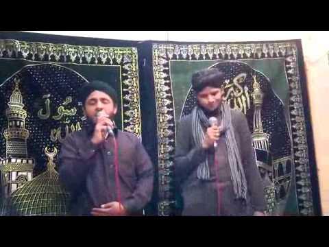 ummati ummati lab py jari ) Salato salam Best Voice of hafiz Waseem Qadri At Multan 2012 part 05