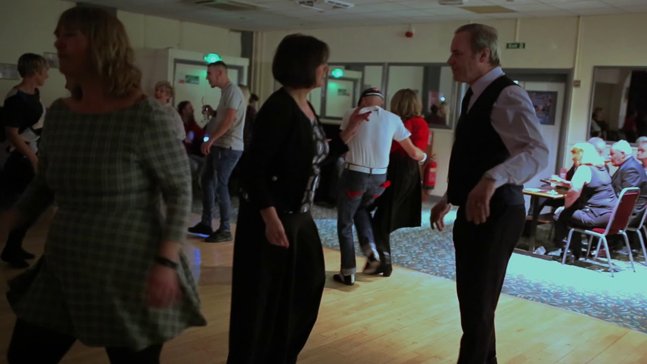 St George's Soul Club at Lickey End, Bromsgrove on 9.12.17 - Clip 5017 by Jud
