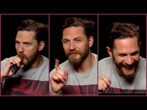 Tom Hardy is smoking (hot) gangster (LEGEND)