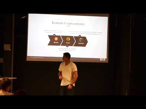 SuperNET   Blockchains United   Presentation at BANZ, Auckland, NZ