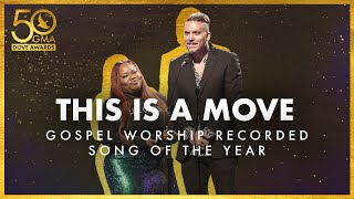 This Is A Move Live Tasha Cobbs Leonard Wins Gospel Worship Recorded Song of the Year.mp3