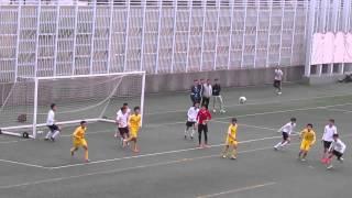 英華vs拔萃 2014 12 3 d1學界足球甲組決賽 精華