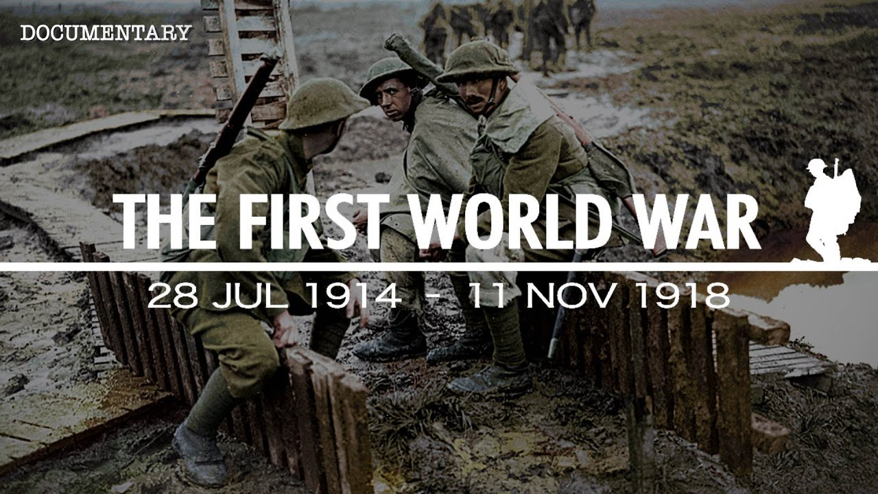 The First World War (2003) – S1, Ep10 – War Without End