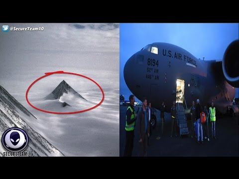 Secret Antarctica Coverup? Inner Earth, Alien Bases & More 11/11/16