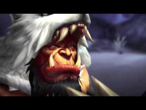Warlords of Draenor: Frostfire Ridge Cinematic Finale Music